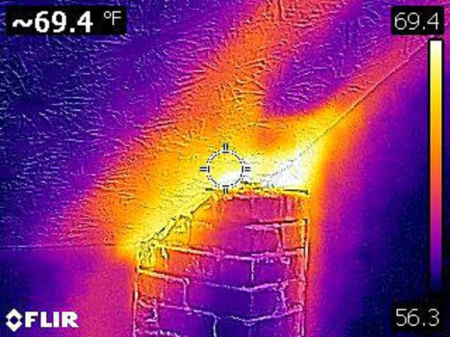 Certified Infrared Home Inspection Service